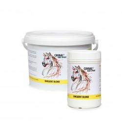 Onguent blond : nourrit et hydrate les sabots du cheval